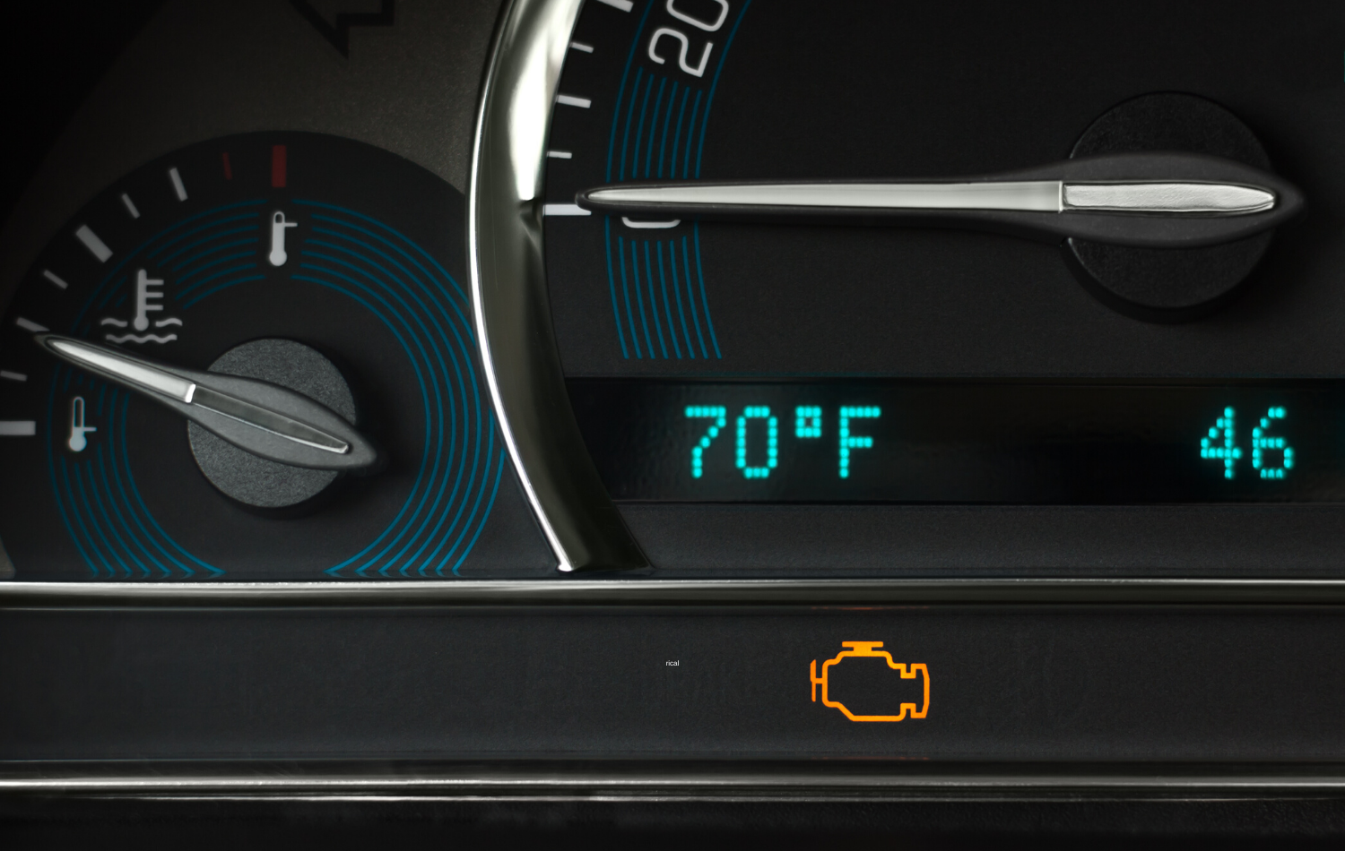 Diagnostic Testing Will Tell Us Why Your Check Engine Light Is On