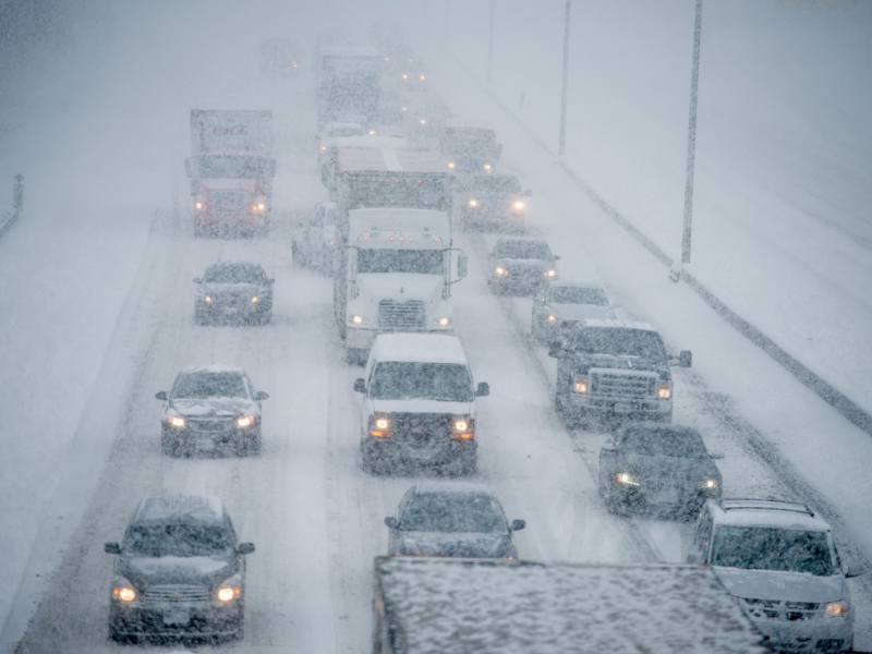 Winter Driving Tips So You Can Drive Safely in the Snow